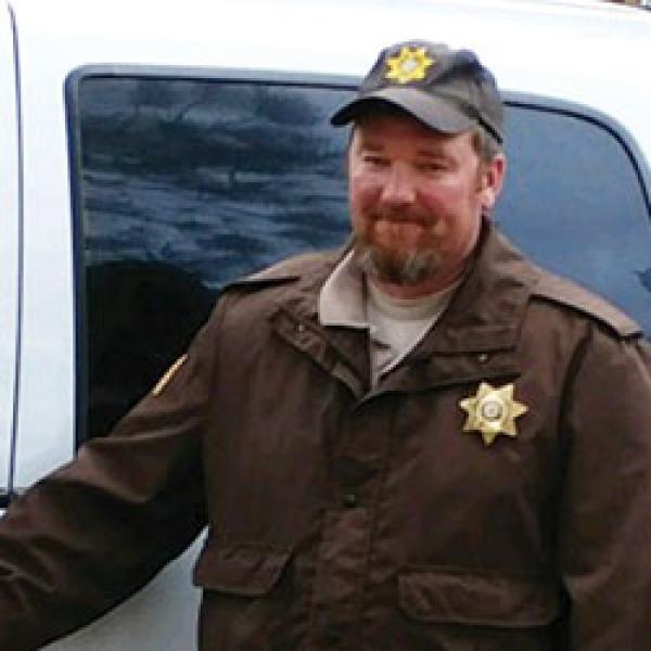 Sheriff Dave Ward