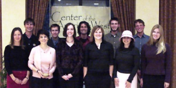 2005 Thompson Writing Award Winners