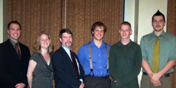 2006 Thompson Writing Award Winners