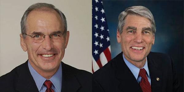 Bob Beauprez and Mark Udall