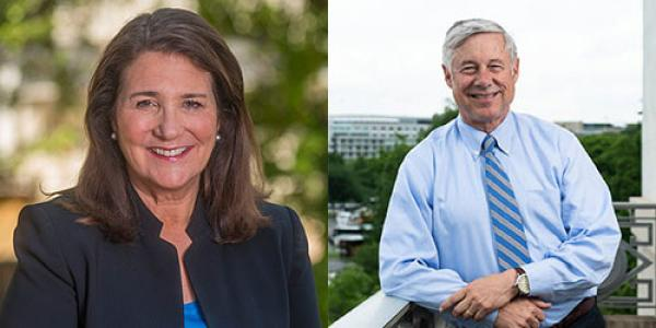 Diana DeGette and Fred Upton