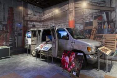 First Avenue Car Exhibit