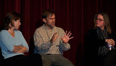 Pam Houston, Laura Pritchett, and Gary Wockner