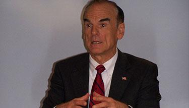 Secretary Don Hodel