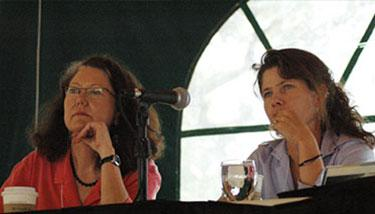 Western Literature Panelists