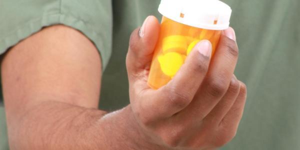 Prescription medicine.