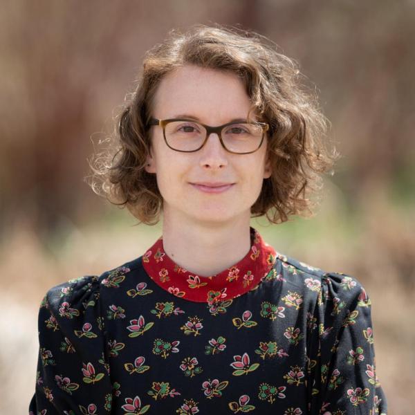 Portrait of Kristin Powell