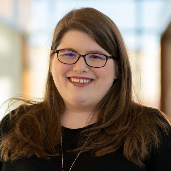Headshot of professor Laura Wiley