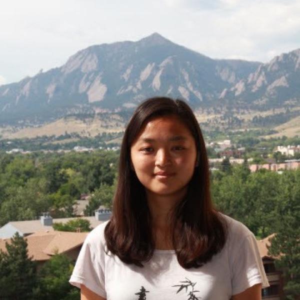 Image of Victoria Li, former IQ Biology Student