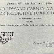 ascct award ignacio