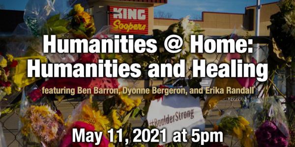 humanities @ home header image