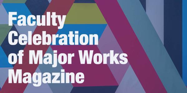 Faculty Celebration Magazine