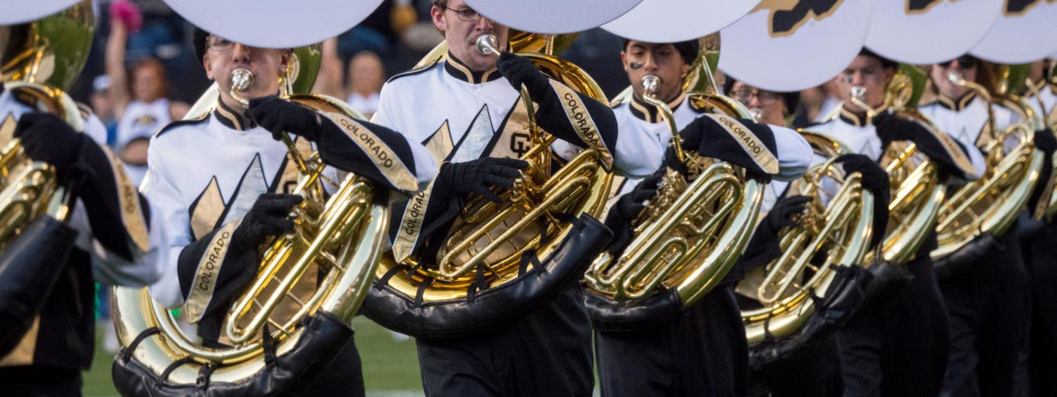 CU Marching Band