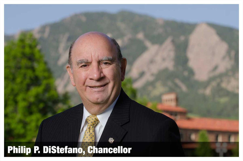 Philip P. DiStefano, Chancellor