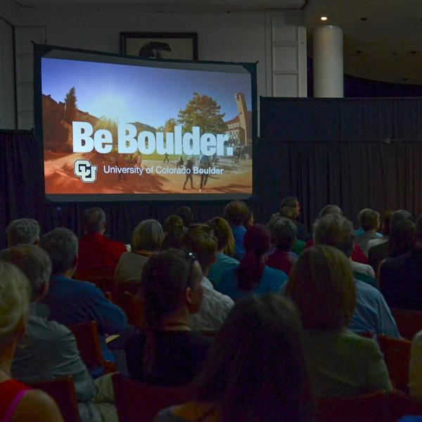 Be Boulder