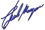Charles Musgrave signature