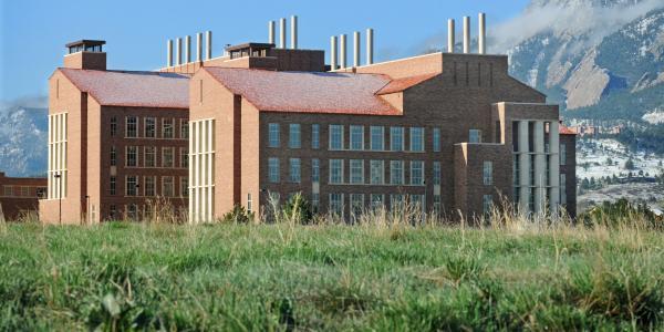 Jenny Smothers Biotech Building