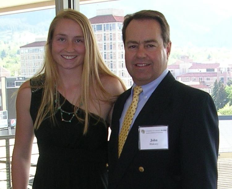 Anna and John Blakney