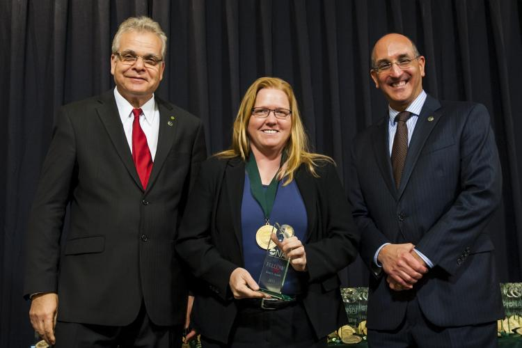 Kristi Anseth inducted into 2015 National Academy of Inventors