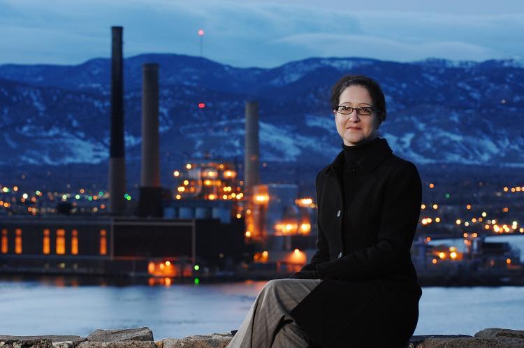Professor Christine Hrenya