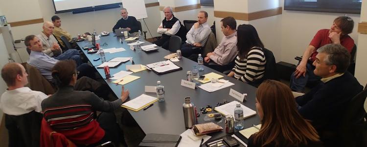 ChBE External Advisory Board