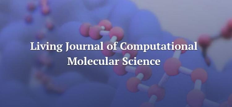 The header image for the Living Journal of Computational Science