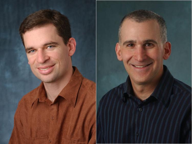 Will Medlin and Dan Schwartz