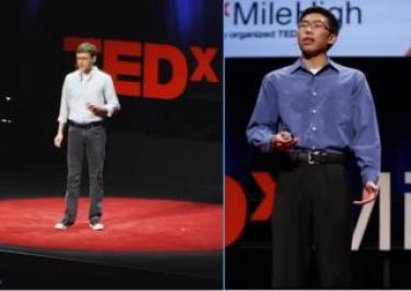 TEDx Talks - undergrad students 2014