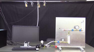 Hilsch vortex tube equipment