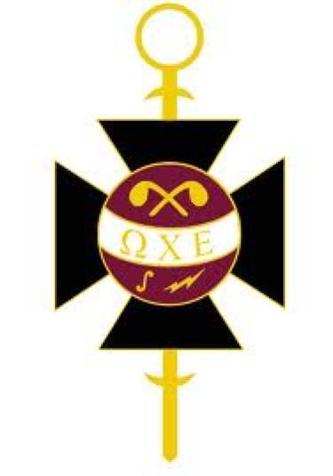 Omega Chi Epsilon logo