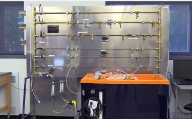 Pressure drop equipment