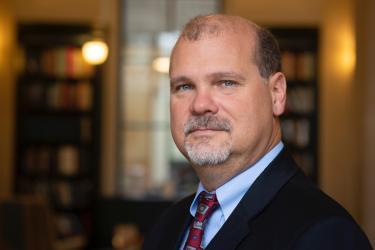 Portrait of Chris Bowman