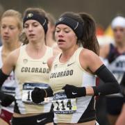 Kaitlyn Benner running