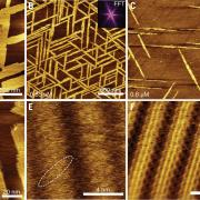 Microscopi images of nucleation research