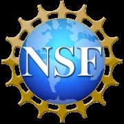 National Science Foundation globe logo