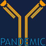 Pandemic podcast logo
