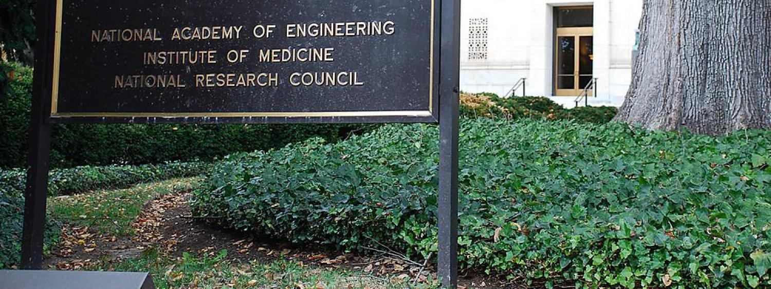 National Academy of Sciences Elects New Members