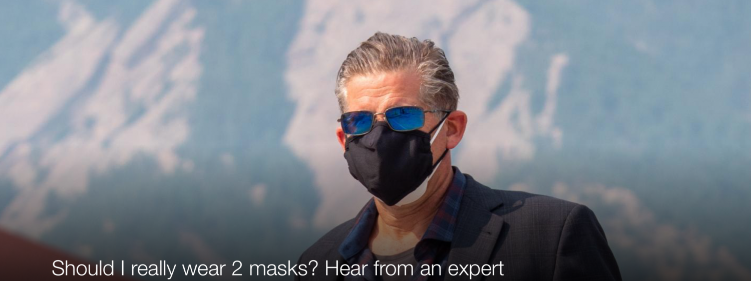 Two Masks?