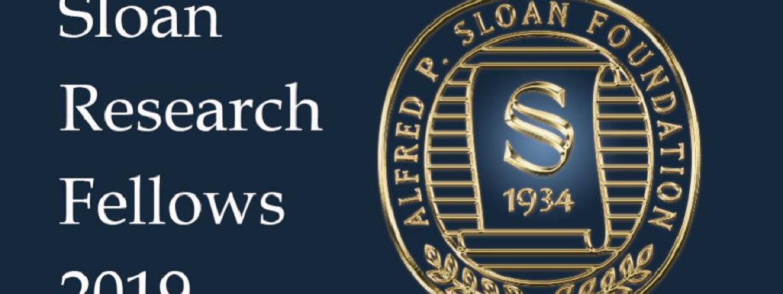Sloan Research Fellows 2019