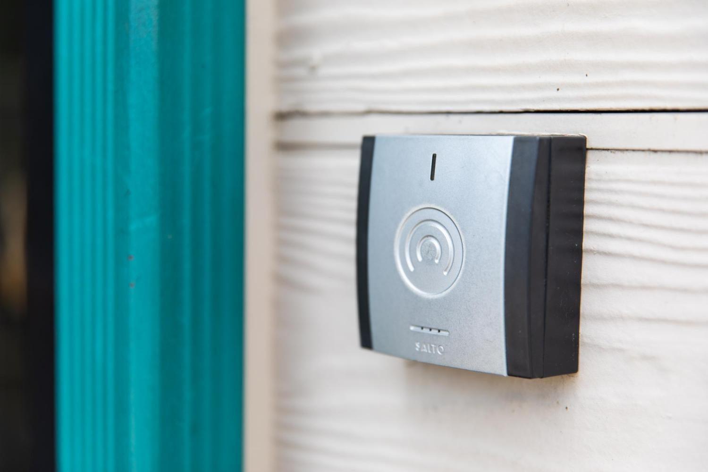 Keycard Security Lock