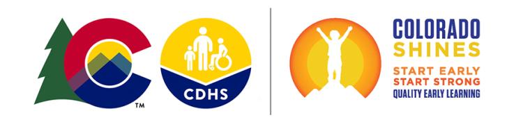 Colorado Department of Human ServicesAccreditation seal