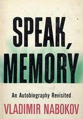Speak, Memory poster