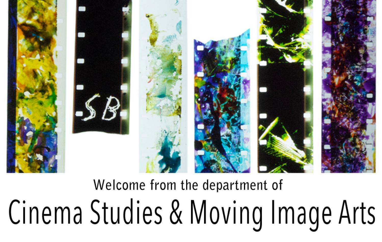Cinema Studies & Moving Image Arts