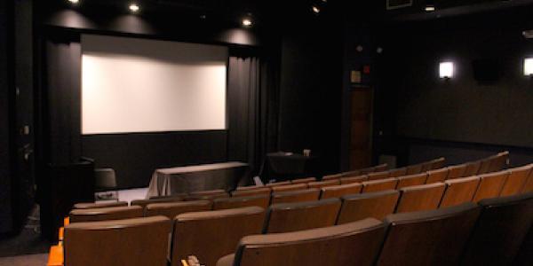 Room 102, Empty Screening theater