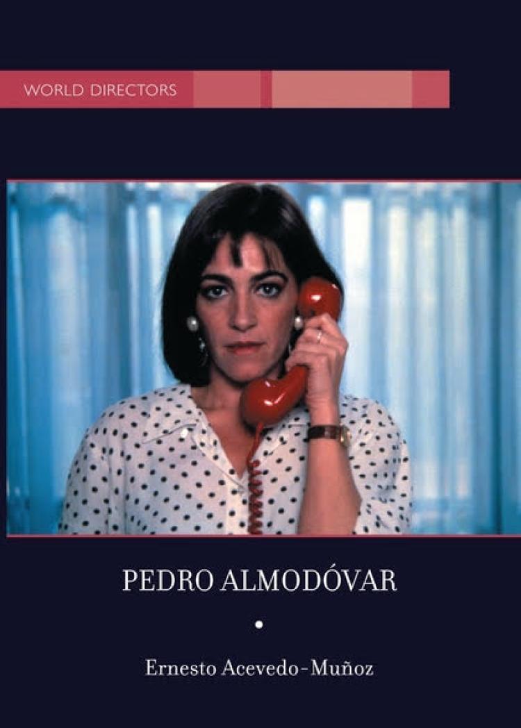 "Cover of ""Pedro Almodóvar"" by Ernesto Acevedo-Muñoz"