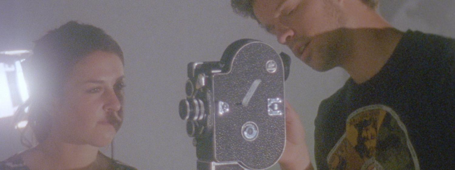Shooting with the Bolex