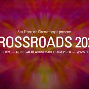 CROSSROADS 2021 film festival poster