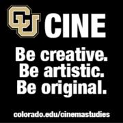 CU Cine Be Creative, Be Artistic, Be Original Thumbnail