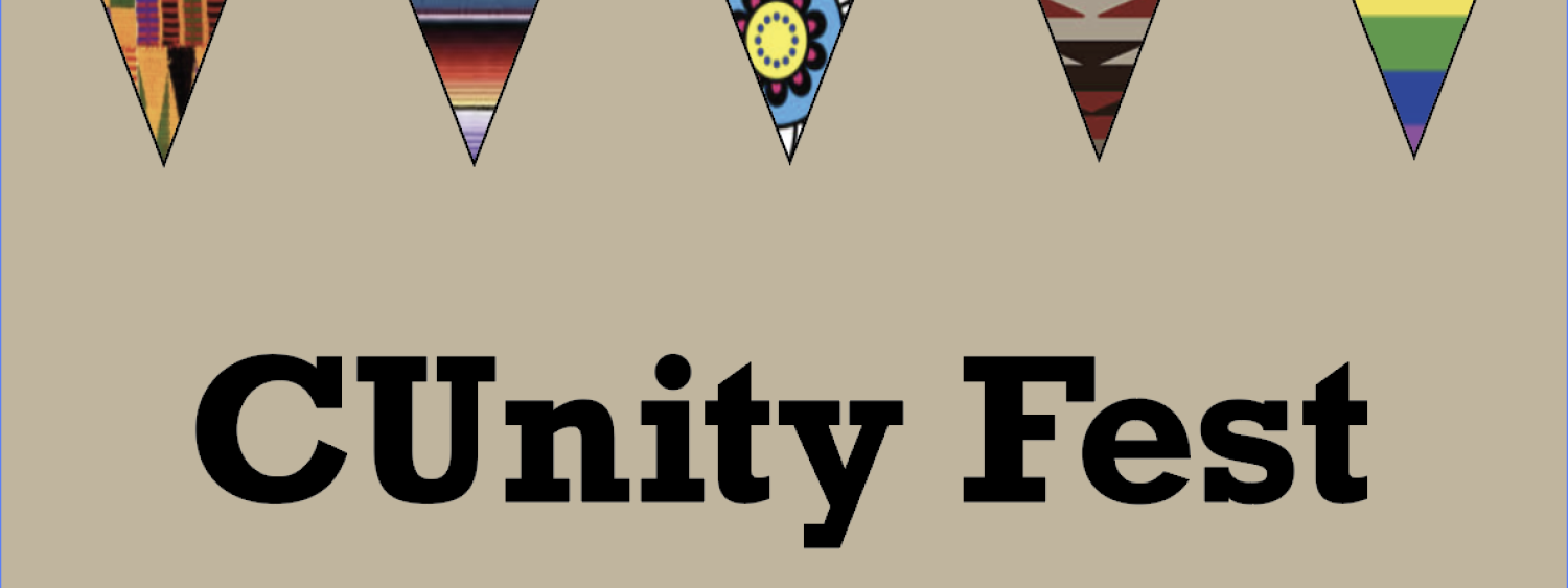 CUnity Fest poster