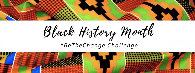 BeTheChange Challenge banner